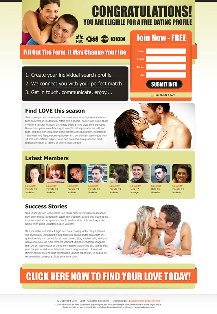 Buy dating sites log in online