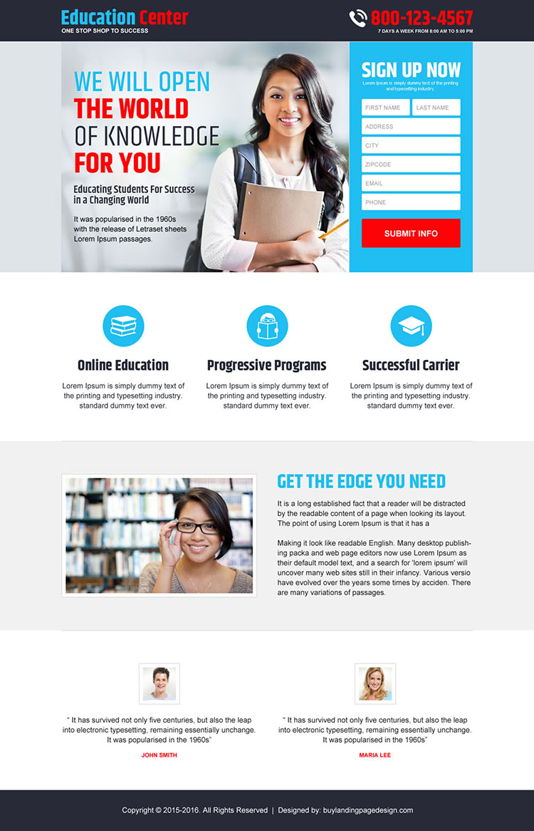 online education service responsive landing page design https://www.buylandingpagedesign.com/buy/online-education-service-responsive-landing-page-design/2140