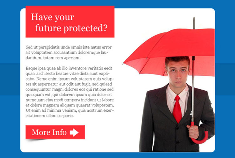protect your future effective and optimized ppv landing page design