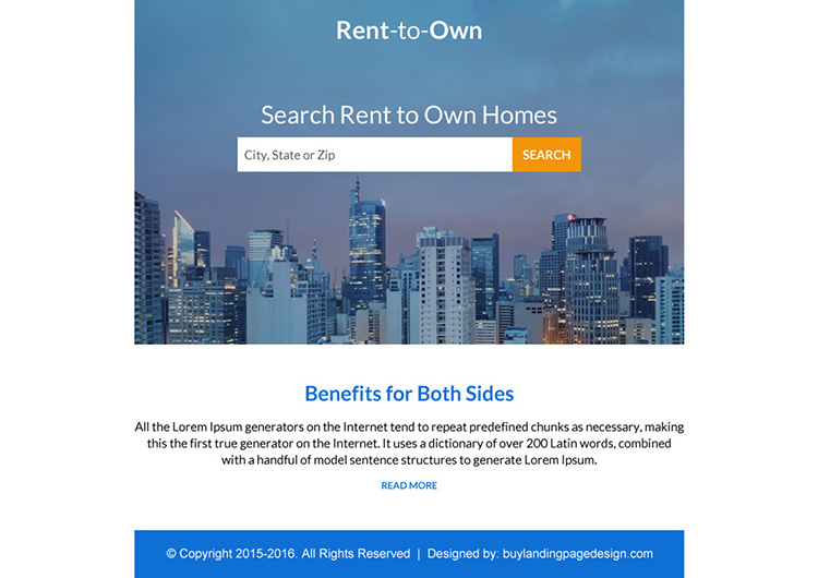 rent to own homes zip capturing ppv design